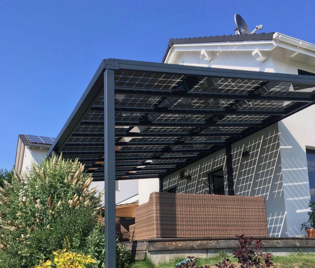 Amazing Solarterrassen Decoration Of Ihr Neues Solardach Sorgt Für Eine Besondere